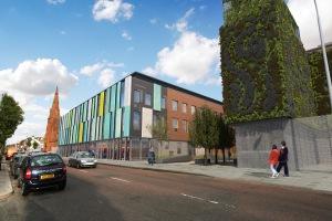 New Skainos Building, East Belfast